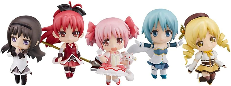 Good Smile Company GSC Nendgoldid Petit Puella Magi Madoka Magica Magical Girl Madoka Magika BOX (Trading Figures Prepainted ABS & PVC)
