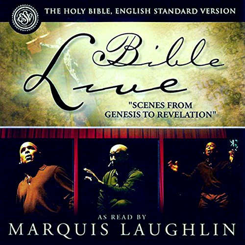 The Bible Live audiobook cover art