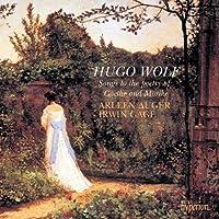 Wolf: Songs to the poetry of Goethe & Morike by Arleen Auger (1993-09-17)