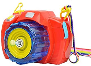 sdfghzsedfgsdfg Bubbelkamera kamera bubbelmaskin automatisk ljus musik elektriska barn blåser bubblor spela