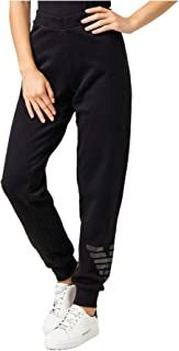 Emporio Armani Bodywear Women's Ladies Loungewear Pants, Nero, S