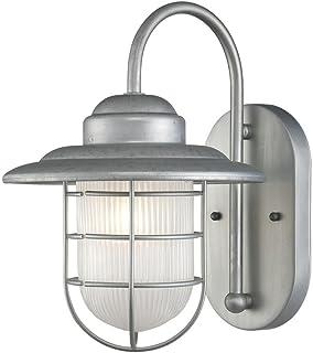 Millennium 5390-GA One Light Wall Bracket, Pwt, Nckl,...