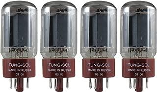5881 - Tungsol, Matched Quad