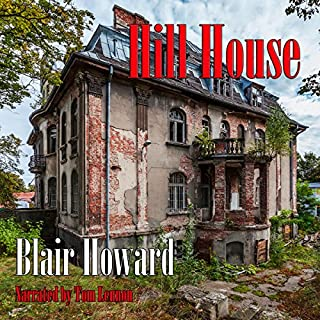Hill House audiobook cover art