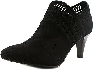 Womens Marius Fabric Closed Toe Ankle Fashion Boots