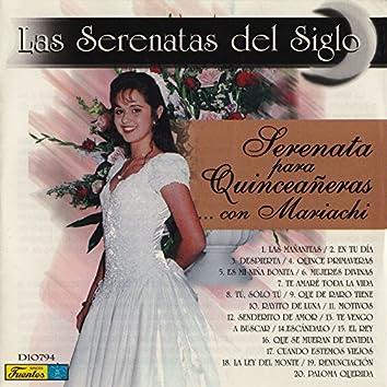 Serenata para Quinceañeras Con Mariachi