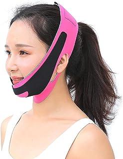 wsbdking Face-Lift Face Massager Afslankende riem Lift Up Mask Rimpel Verwijder Hals Check Thin V Line Face Lift Tape Stic...
