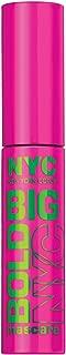 N.Y.C. New York Color Big N Bold Volumizing Mascara, Extreme Black, 0.27 Fluid Ounce