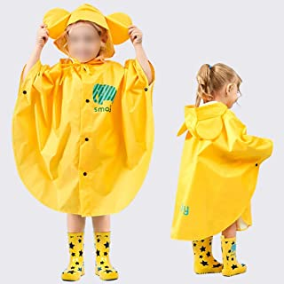 LJJOO Portable Poncho, Emergency Raincoat, Poncho Poncho, Loose Plate Type Backpack, Reusable Waterproof and Weatherproof, Versatile Lightweight Raincoat, Outdoor Travel Hiking