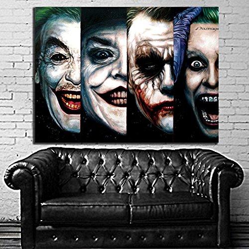 Joker Painting Amazon Com