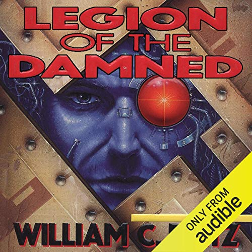 Legion of the Damned audiobook cover art