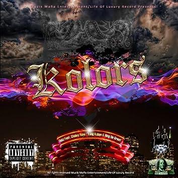 Kolors (feat. Chaley Raw, Yung Kuban & Bing Da Great) [Remix]