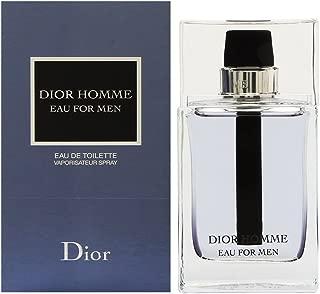 Dior Homme Eau For Men by Christian Dior for Men - 3.4 oz EDT Spray