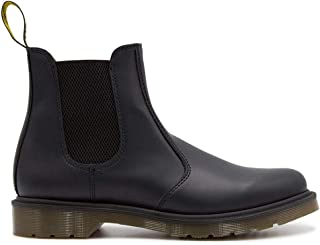Luxury Fashion | Dr. Martens Men 10297001 Black Leather Ankle Boots | Autumn-winter 19