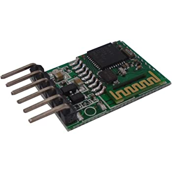 DSD TECH SH-M08 CC2541 Bluetooth 4.0 BLE UART Serial Module Compatible with iPhone for Arduino UNO R3 Pro Mini Nano (with 6PIN)