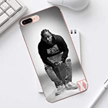 Inspired by Kendrick Lamar Phone Case Compatible With Iphone 7 XR 6s Plus 6 X 8 9 Cases XS Max Clear Iphones Cases TPU- T-Shirt- T- Sticker- Records- Records- 32900957272