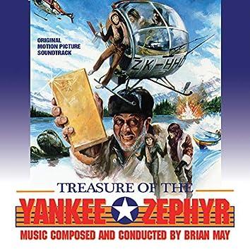 Treasure of the Yankee Zephyr (Original Soundtrack Recording)