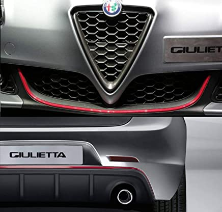 styles de variété de 2019 Quantité limitée Beau design Amazon.it: accessori giulietta alfa romeo