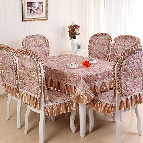 Jacquard Rectangle Round Nappes sont utilisées pour les tables de différentes tailles et types , diameter 180cm table cloth