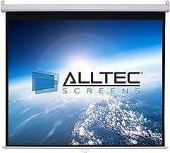 Alltec Screens ATS-M99S Manual Square Format Projector Screen 99