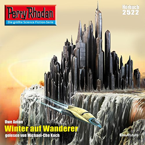 Winter auf Wanderer (Perry Rhodan 2522) Titelbild