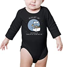 Happy American Family Day Love Baby Onesies Outfits Long Sleeve Sleepwear Cotton Unique