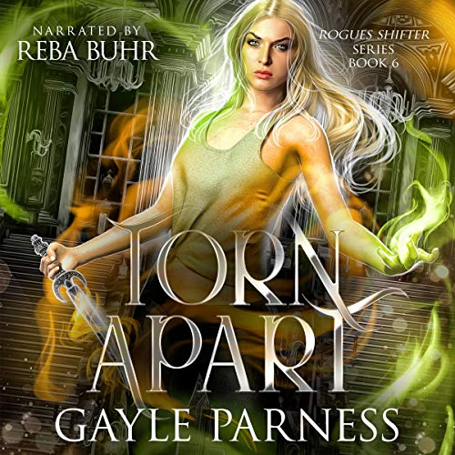 Torn Apart Audiobook By Gayle Parness cover art