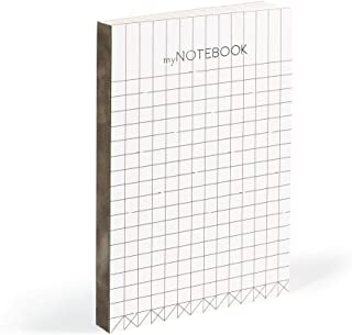 Idea regalo: Agenda notes con pagine con QUADRATI - MY NOTEBOOK