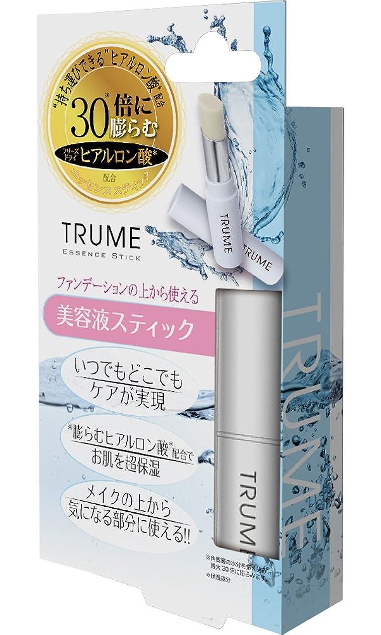 漏斗疼痛冬TRUME(トゥルーミー)エッセンススティック 4.2g