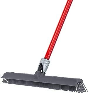 rubber brooms for hardwood floors
