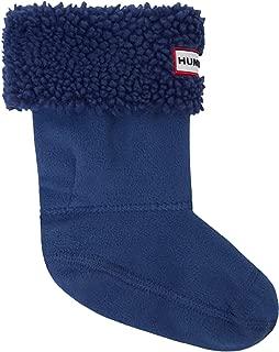 Hunter Kids Unisex Sheepy Fleece Cuff Boot Sock (Toddler/Little Kid/Big Kid)