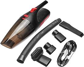 Hand-held vacuum cleaner Handheld Vacuums Cleaner, 120W Rechargeable Car Cordless Vacuum Cleaner,Portable Handheld Vacuum ...