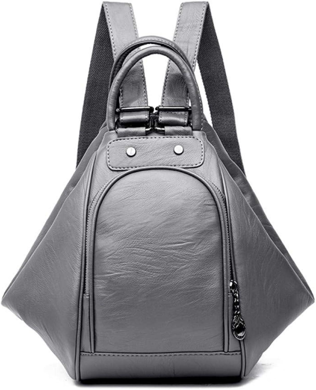BKPEER Rucksack Multifunktions Frauen Rucksack Leder Schultasche Für Mdchen Reise Back Pack