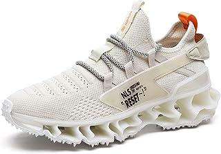Mens Athletic Walking Blade Running Tennis Shoes Fashion Sneakers