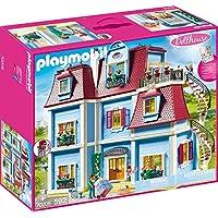 PLAYMOBIL Dollhouse, Casa de Muñecas, con Timbre Real, A partir de 4 Años (70205)