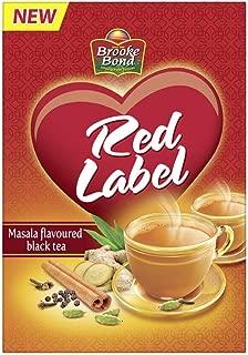 Brooke Bond Red Label Masala Loose Tea, 400 gm
