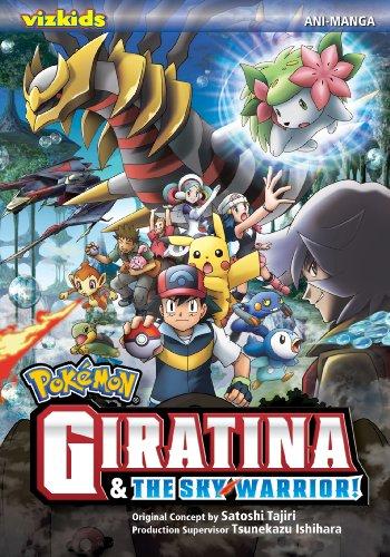 Pokemon Giratina & The Sky Warrior: Ani-manga
