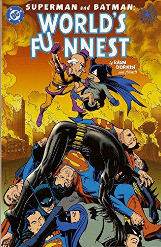Superman and Batman: World's Funnest (Elseworlds)
