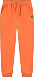 3-12Y SPACE VENTURE Kids Soft Brushed Fleece Sweatpants Casual Joggers Athletic Pants for Boys or Girls