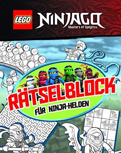 LEGO Ninjago - Rätselblock für Ninja-Helden
