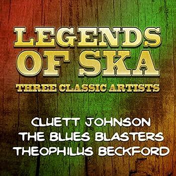 Legends of Ska - Three Classic Artists