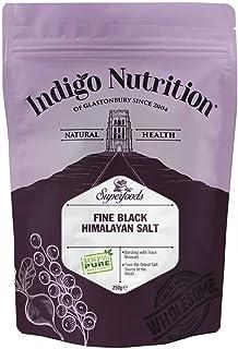 Indigo Herbs Sal Negra del Himalaya 250g (grano fina