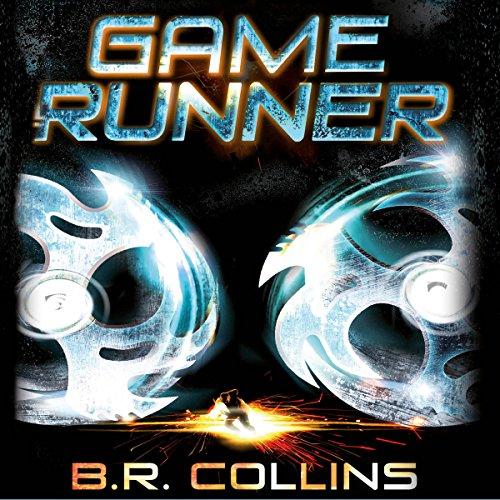 Gamerunner audiobook cover art