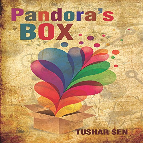 Pandora's Box audiobook cover art