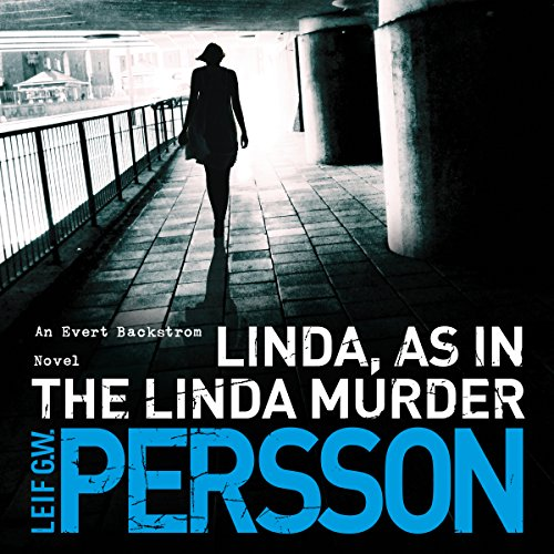 Linda, as in the Linda Murder audiobook cover art