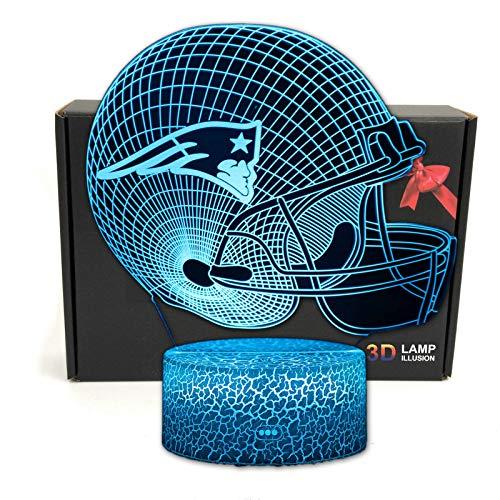 NFL Helmet Lamps