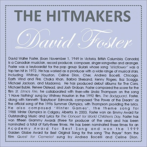 Hits of David Foster