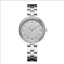 Lblll Women's Watch Personality Inlaid Diamond Quartz Casual Fashion Steel Belt Women's Watch