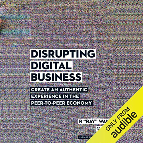Disrupting Digital Business audiobook cover art
