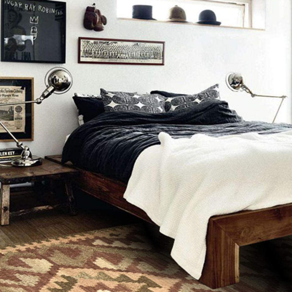Wuyuana Carpet Handmade Living Ranking TOP14 Super beauty product restock quality top! Room Bedroom Study